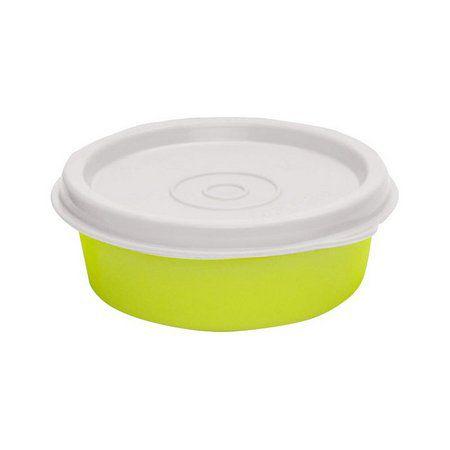 Tupperware Mini Snack Cup 70 ml Amarelo Neon