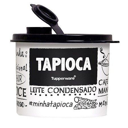 Tupperware Tupper Redondinha com Bico Dosador Tapioca PB FUN 300 g