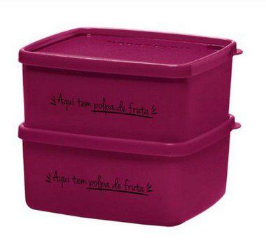 Tupperware 2 Jeitosinhos Polpa de Fruta 400 ml