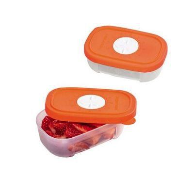Tupperware Conjunto com 2 Freezertime 110 ml