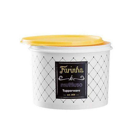 Tupperware Tupper Caixa Bistrô Farinha 1,8 kg
