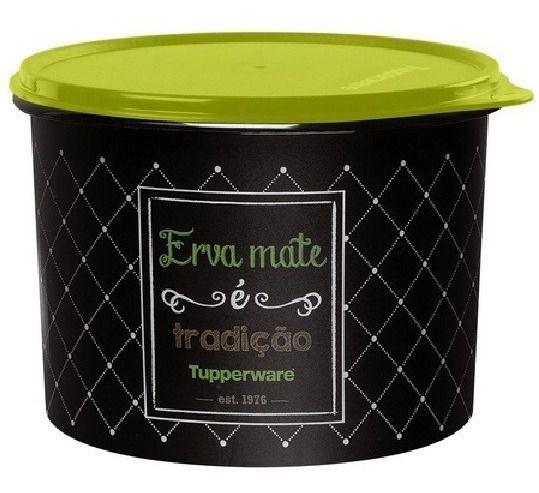 Tupperware Tupper Caixa Erva Mate Bistrô 900g