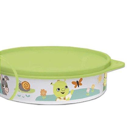 Tupperware Tupper Pratinho Baby Shrek 500ml