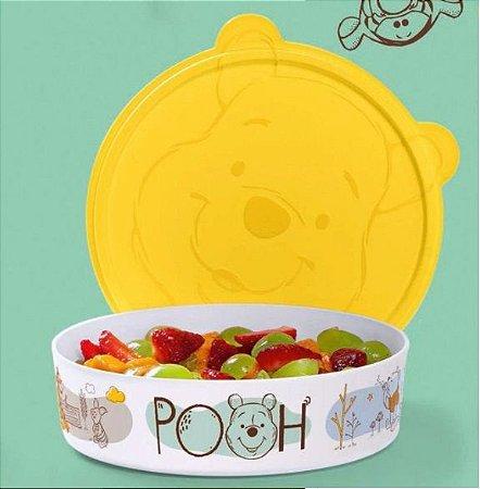 Tupperware Tupper Pratinho Ursinho Pooh 500ml