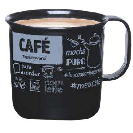 Tupperware Caneca PB Café 350ml