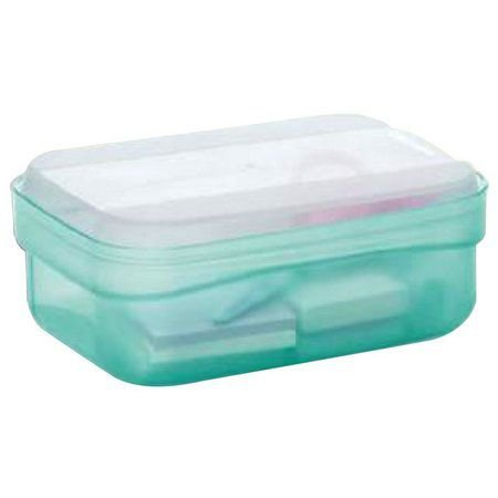 Tupperware Modular Retangular Baixo 350ml