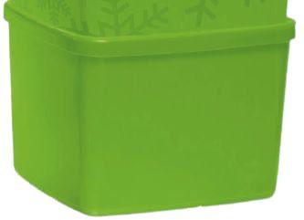 Tupperware Jeitoso Verde 800ml