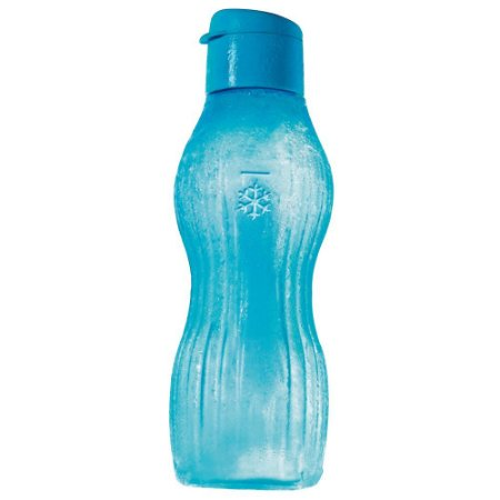 Tupperware Garrafa Eco Tupper  Plus Freezer Acqua 750ml