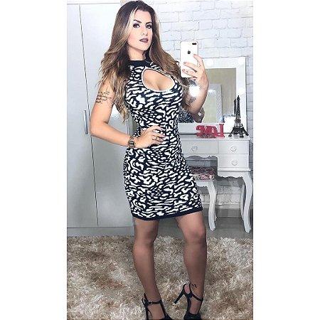 f5d3a79100 Vestido Tricô Coração - Nina Pimenta- Vestidos Longos e Vestidos ...