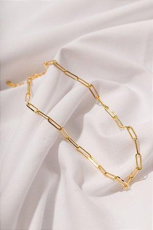 Choker Cartier Dourada