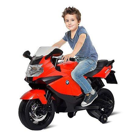 Mini Moto Eletrica Infantil - Bmw K 1300 S - 6 volts