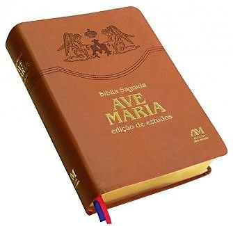 Bíblia Sagrada Ave Maria. Edição de Estudos
