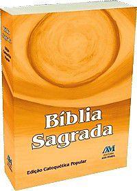 BÍBLIA CATÉQUETICA POPULAR - MÉDIA