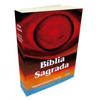 BÍBLIA SAGRADA PASTORAL CATEQUÉTICA POPULAR - MÉDIA