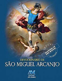 Devocionário de São Miguel Arcanjo. Livreto