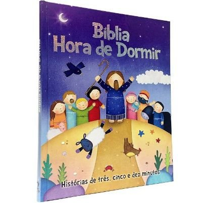Bíblia Hora de Dormir (Infantil)