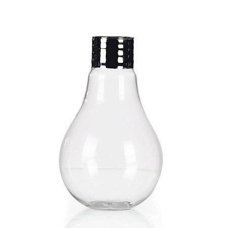 Terrário Lâmpada Pequeno -17,5x11cm