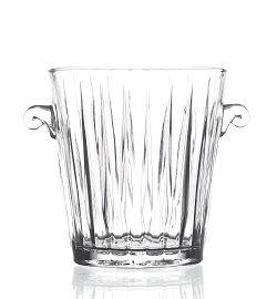 Balde de Cristal para Gelo - 15,5x17 cm