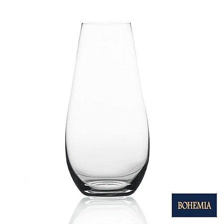 Vaso Bohemia  - 30,5x16 cm