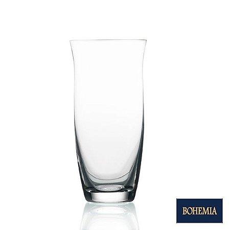 Vaso Bohemia  - 25,5x12,5 cm