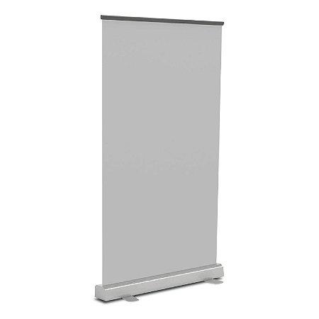 Porta Banner Roll-up 1,20 x 2,00m Com Banner