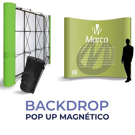 Backdrop - Pop Up Magnético