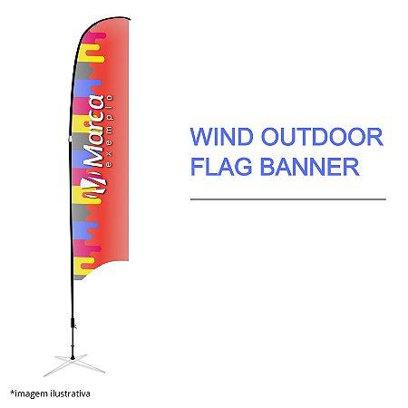 Wind Flag Banner