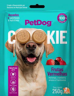 Biscoito natural PetDog super premium- 250g
