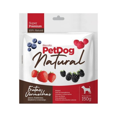 Biscoito Pet Dog Natural (super premium)