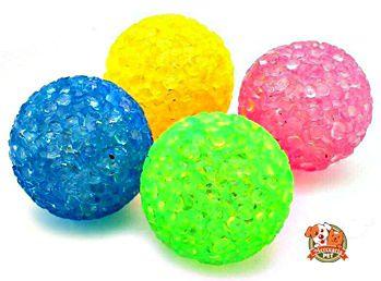 Brinquedo Bola c/ guizo