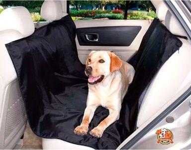 Capa pet protetora para assento do carro - cinto grátis