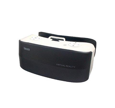 ÓCULOS VR 3D REALIDADE VIRTUAL - ANDROID - COM VISOR HD / MVR-8118 / 720P