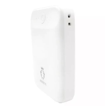 CARREGADOR PORTATIL POWER BANK FEITUN 10.000 MAH - CARGA RÁPIDA