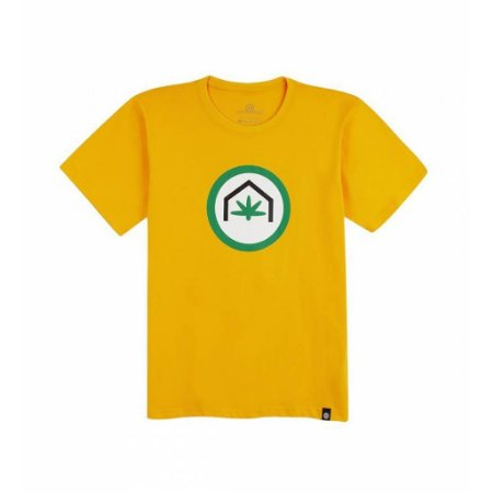 Camiseta Growroom - Canarinho Clássica - Masculina (XGG)