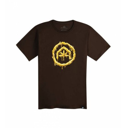 Camiseta Growroom - Dab Masculina