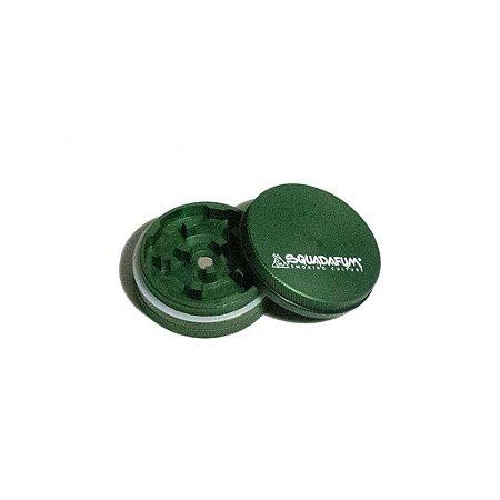 Dichavador - SDF - 2 partes (44mm) - High Grinder - Verde