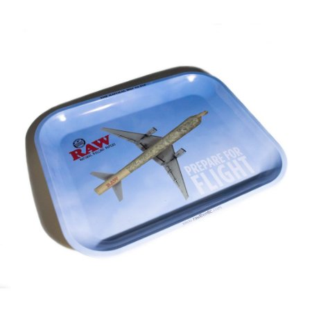 Bandeja RAW - Avião - Grande