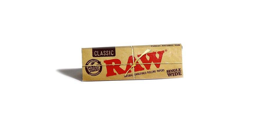 Seda RAW Classic - Single Wide (Pequena)