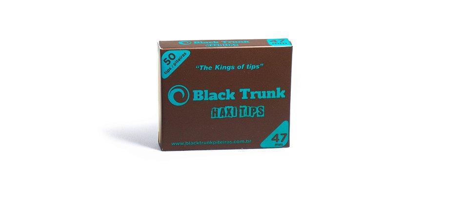 Piteira Black Trunk - Haxi Tips - Longa (47mm)