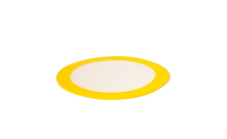Tapete de Silicone - Redondo - 20cm