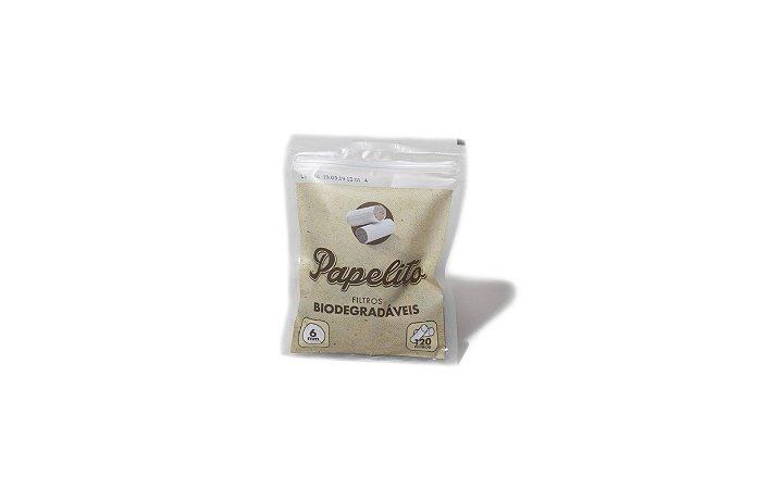 Filtro Papelito - Biodegradável - Slim Size