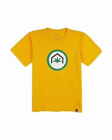Camiseta Growroom - Canarinho Clássica (XGG)