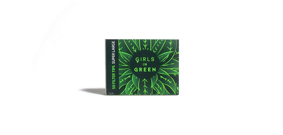 Piteira Bem Bolado - Edição Girls in Green - Papel Reciclado