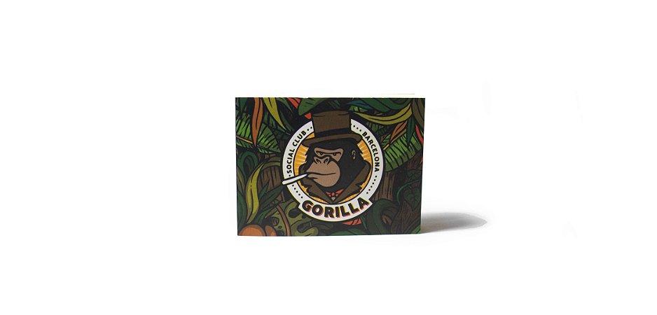 Piteira - A Piteira - Extra Longa (45mm) - Edição Gorilla Social Club