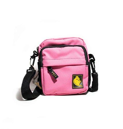 Shoulder Bag - Puff Life - Rosa