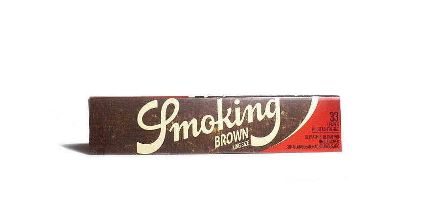 Seda - Smoking Brown - King Size