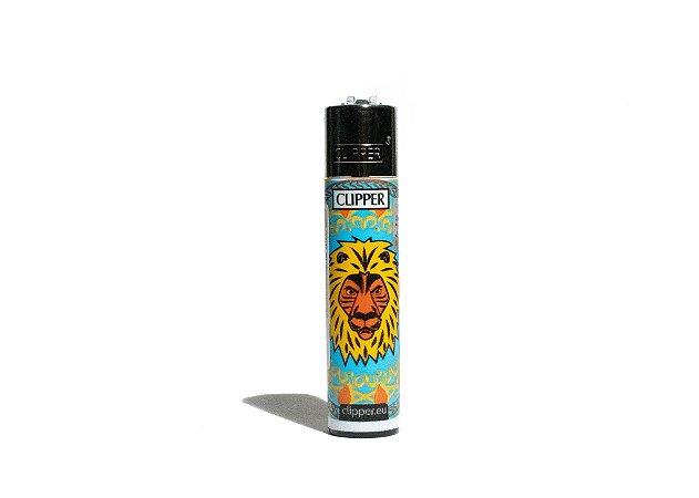 Isqueiro Clipper - Animal Mandala 1