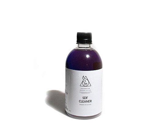 Squadafum Cleaner (500ml) - Solução limpadora para Bongs, Piteiras, Pipes, Nails e Bowls