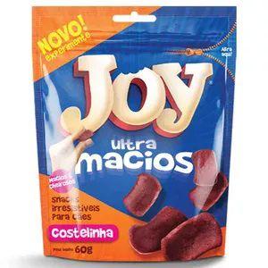 Petisco Joy Ultra Macio sabor Costelinha - 60g