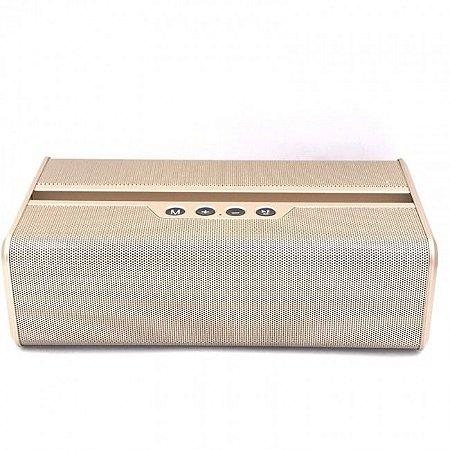 Caixa de Som WJ-C2 com Bluetooth/USB/SD